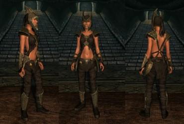 Ghorza's Armor DV