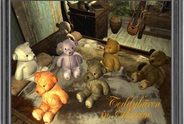 LilaMue's Teddybären