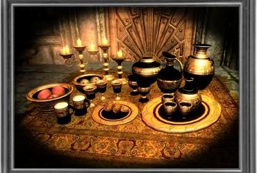 LilaMues's Dwemer Bronze Geschirr & Besteck