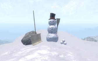 Winter-Ressource