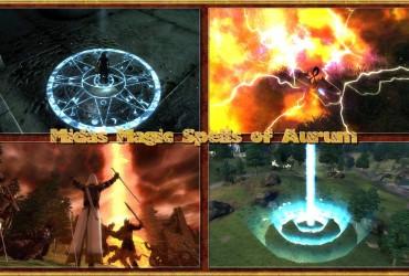 Midas Magic Spells of Aurum DV