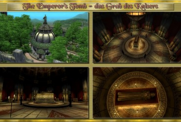 The Emperor's Tomb - das Grab des Kaisers