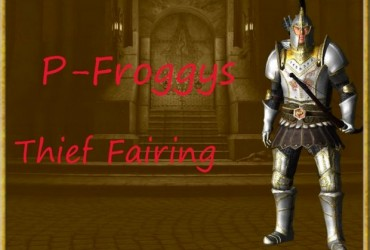 P-Froggys Thief Fairing
