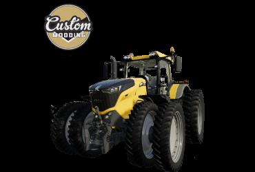 FS 19 - Challenger 1000 CM Black