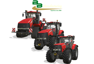 FS 19 - Case IH Traktoren - Black Edition