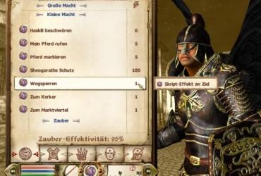 Einkerker-Zauber