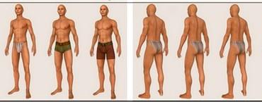Roberts Male BodyReplacer DV 4.0