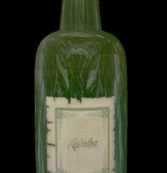 Labelled Bottle Resource (Absinthe)