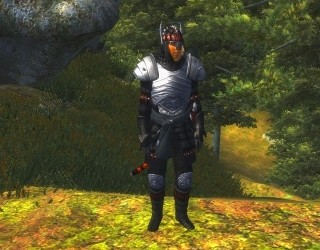 Serentin Vampire Armors DV