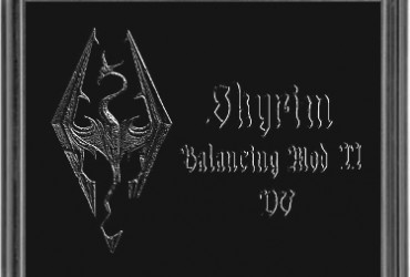 LilaMue's Skyrim Balancing Mod II
