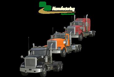 FS 19 - BBM US Trucks für meine Mirtel Farm