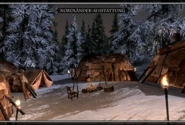 Nordländer-Ausstattung & LilaMue's Balancing Mod - Kompatibilitäts-Patch