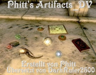Phitts Artifacts DV