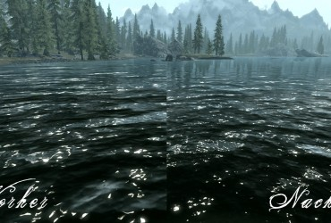 Skyrim - Beautiful Water