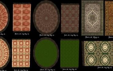 Korana's Rug Re-Textures