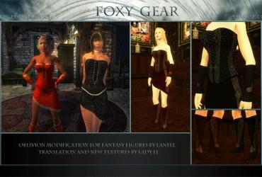 UFF - Foxy Gear
