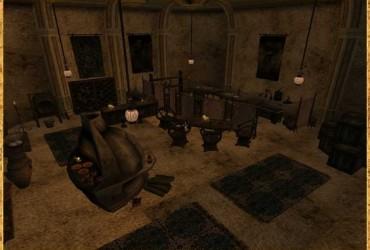 Aldruhn Abandoned Hut v2.0 (DV)