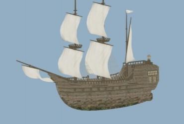 Pirate Galleons