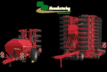 FS 19 - Horsch Sämaschinen MultiFruit
