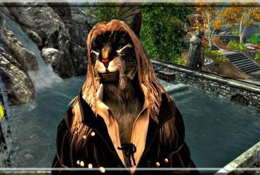 Shakaru Rijath - Ein katzenhafter Begleiter