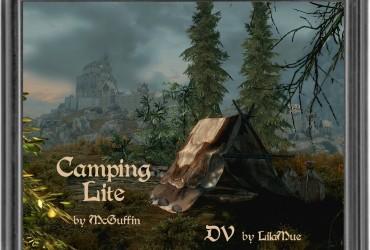 Camping Lite DV