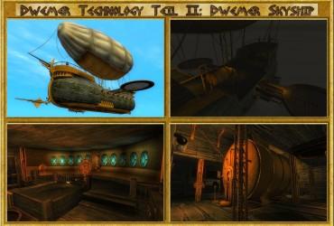 Dwemer Technology Teil II: Dwemer Skyship