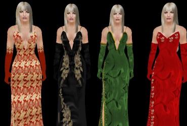 Gloves For Better Bodies Silk Dresses