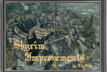 LilaMue's Skyrim Improvements