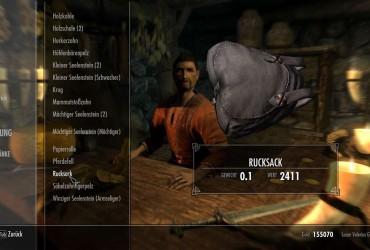 Brausebarts Nimmervoller Rucksack