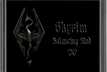 LilaMue's Skyrim Balancing Mod