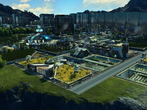 Die erste Stadt