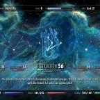 Skyrim: Benutzer-Interface