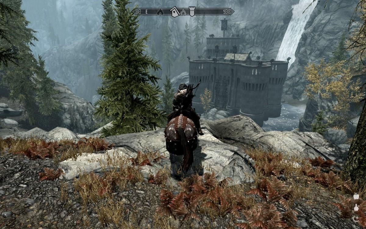 Spieler Burg