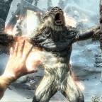 Skyrim: Im Kampf mit einem Bergtroll