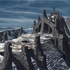 Skyrim: Plateu im Gebirge