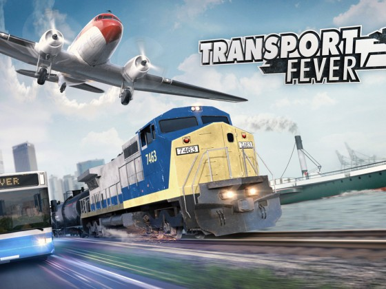 Transport Fever Cover